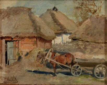 MACHKOV Ilya Ivanovich (1881-1944)