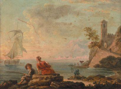 Claude Joseph VERNET (1714-1789), atelier de