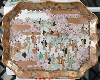 JAPON - Fours de Satsuma<br/>Epoque MEIJI (1868 - 1912)