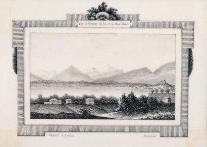 Joseph François BURDALLET (Carouge, près de Genève 1781-1851)