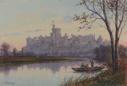 LOUIS-ETIENNE TIMMERMANS (1846-1910)