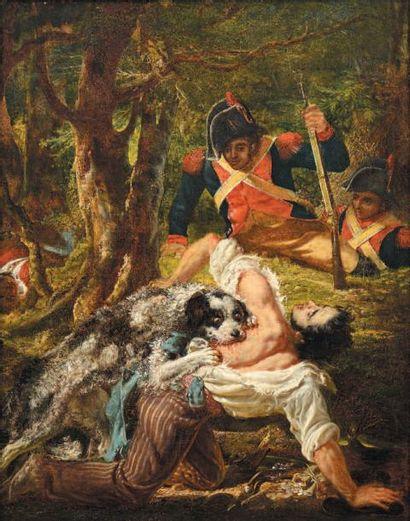 François Vincent M. LATIL d'AIX (1796-1890)