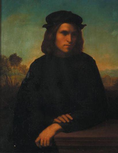 Francesco di Cristofano Bigi, dit RANCIABIGIO (Florence? Vers 1482-1525), d'après