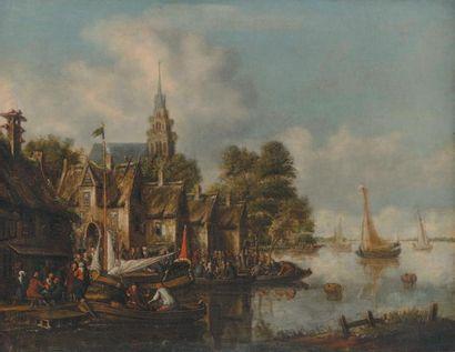 Thomas HEEREMANS (Haarlem vers 1640-1697)