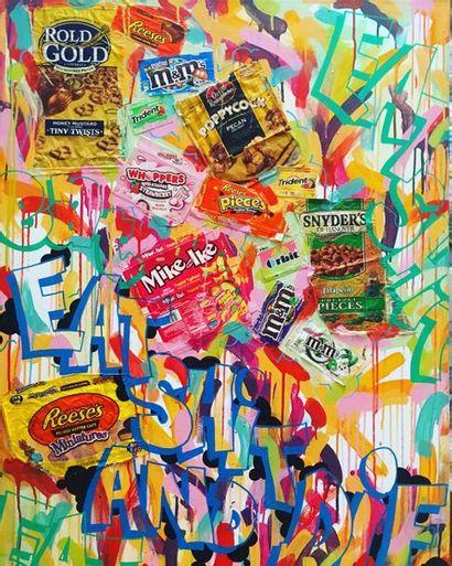 ALPONE NE EN 1970 EATSHIT - 2012 Collage...