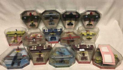EDISON AIRLINE HF: 17 avions de chasse de...