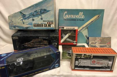 Caravelle PUNCH – Micro Jet SCHUCO n° 1029...