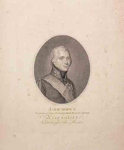 Gerhard von Kügelgen, d'après. Portrait de...