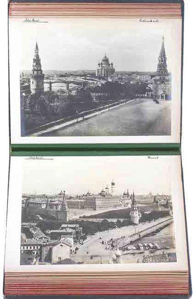 Reise nach Russland/1914 [Voyage en Russie...