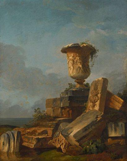12 Hubert ROBERT (1733-1808), entourage de...
