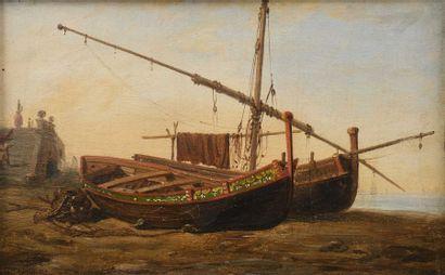 44 Giuseppe VISONE (c.1800-c.1870), attribué...