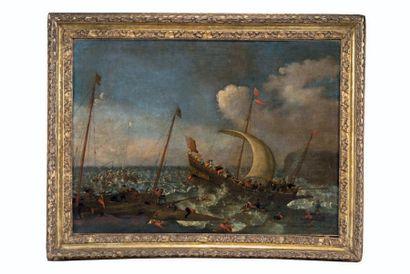 Attribué à Jan PEETERS (Anvers 1624 - vers 1677)