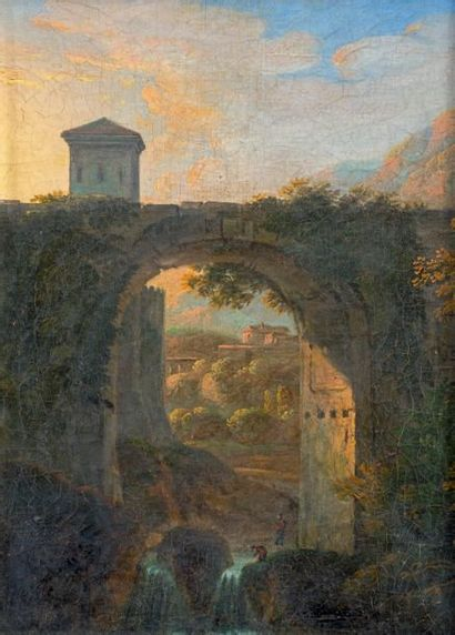 Attribué à Jean-Joseph Xavier BIDAULD (1758-1846)