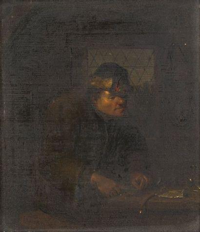 ATTRIBUÉ À JOHANN GEORG TRAUTMANN (1713-1769)