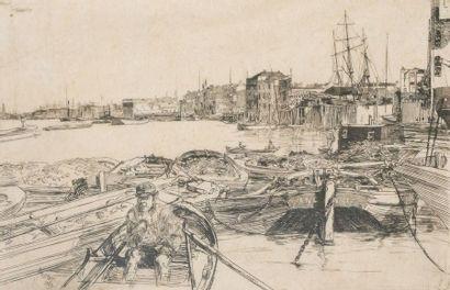 James Abbott WHISTLER (1834-1903)