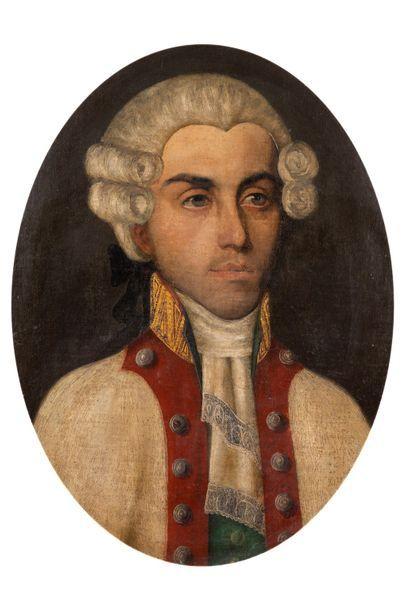 École américaine dans le goût du XVIIIe siècle
