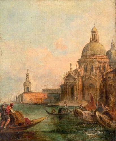 École française vers 1840, entourage de Jules-Romain JOYANT (1803-1854)