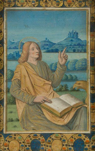 Attribué à Jean BOURDICHON (1456/57 - 1520/21)