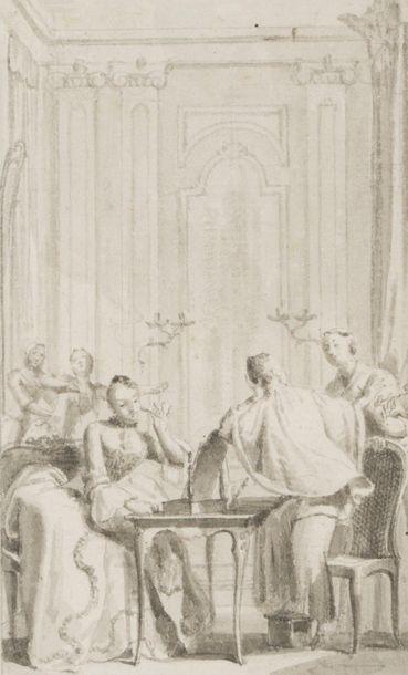 Attribué à Jacob BUYS (1724-1801)