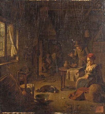 Martin DRÖLLING (Oberhergheim, 1752 -<br/>Paris, 1817)
