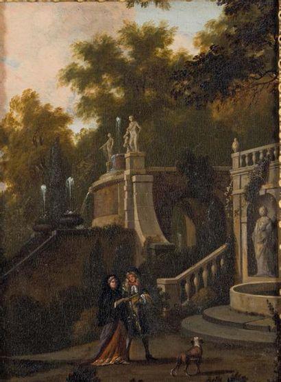 École du Nord du XVIIIe siècle