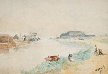Joseph PIOCH (XIXe siècle)