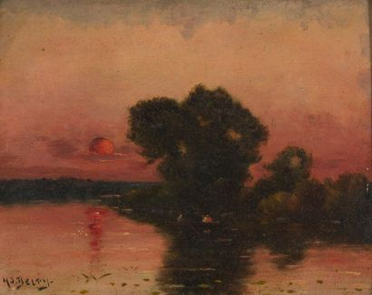 Jacques-Henri DELPY (1877-1957)
