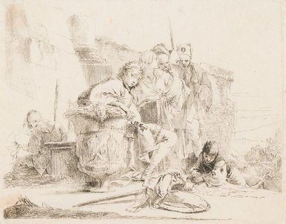 Giovanni Battistta TIEPOLO (1696-1770)