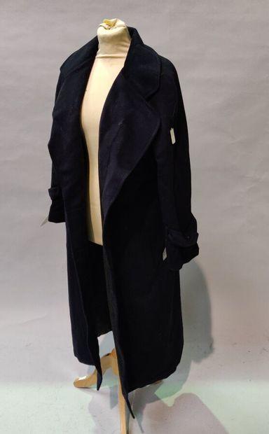 *Jean-Louis SCHERRER, Paris  Trench-coat...