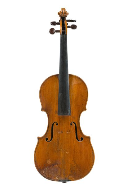 Très joli violon français, travail vers...