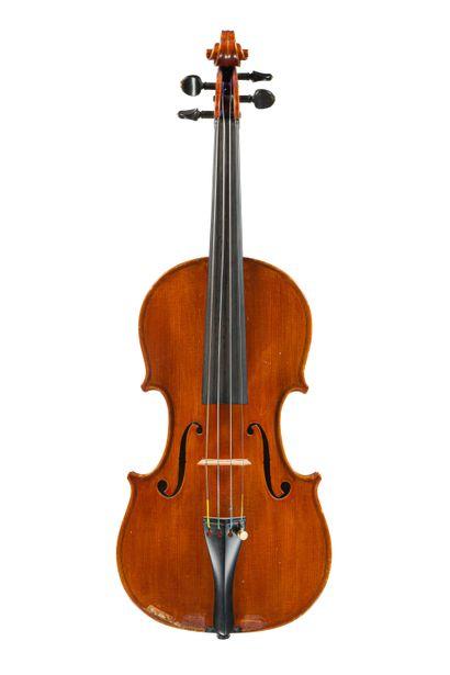Violon français fait par Vincent lainé fait...