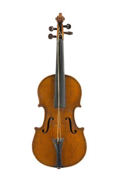 Très joli violon d'enfant, travail de Mirecourt...