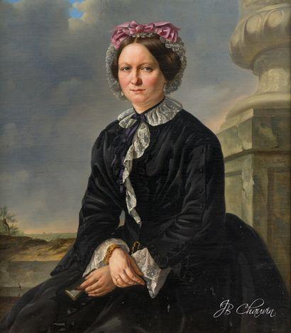 Emmanuel Adrianus Henricus van der Ven (1821-1883)...