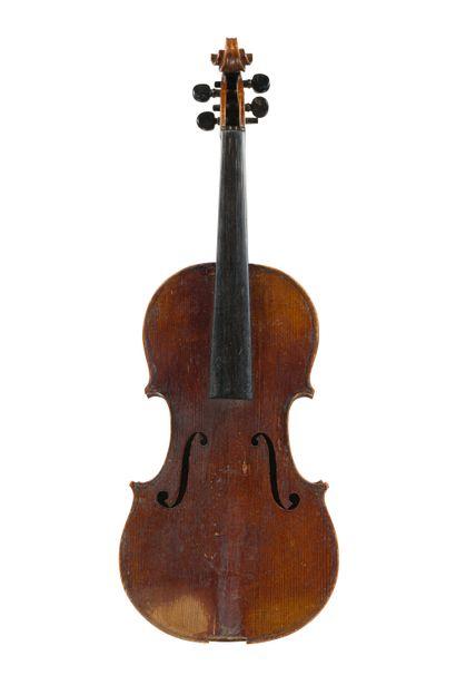 Joli violon fait par Joseph Lacombe à Mirecourt...