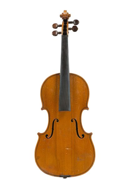 Joli violon travail de Mirecourt vers 1900,...