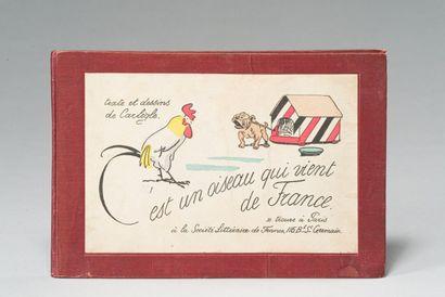 CARLEGLE, C'est un oiseau qui vient de France,...