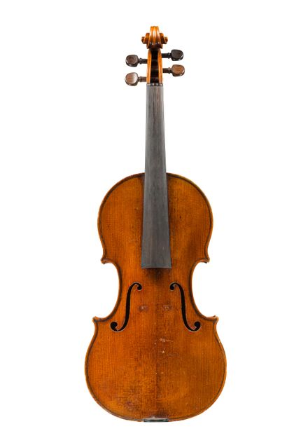 3. Violon fait par Eugène Marchand à Paris...