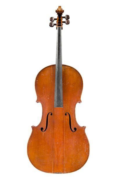 5. Violoncelle fait par Amédée Dieudonné...