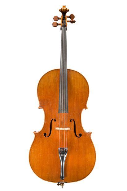 11. Violoncelle chinois fait main, fabrication...