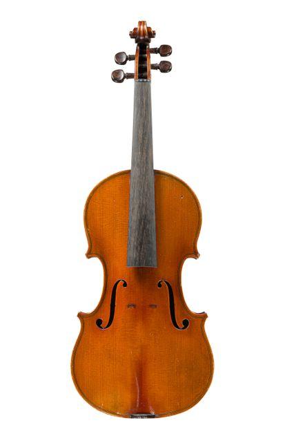 4. Violon de Maurice Mermillot fait à Paris...
