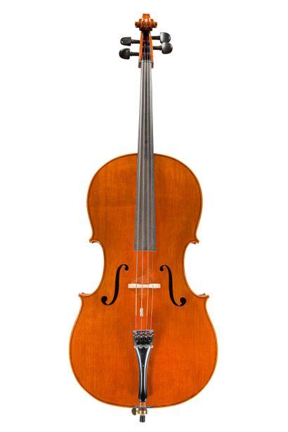 12 . Violoncelle chinois fait main, fabrication...