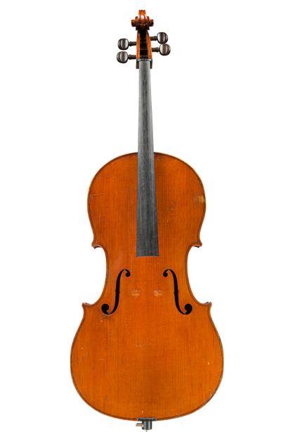 1.Très joli violoncelle de Charles Jean-Baptise...