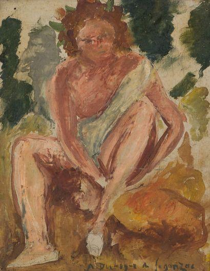 52. André DUNOYER DE SEGONZAC  (1884-1974)...