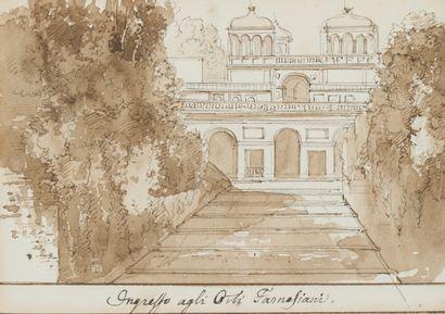 Ecole italienne du XVIIIè siècle
