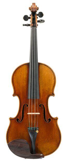 Très exceptionnel violon fait par Auguste...