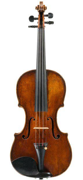 Joli violon fait par William Forster II...