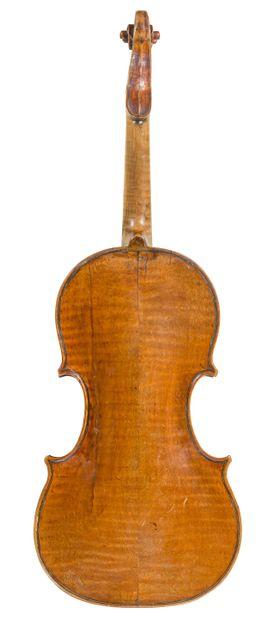 Très rare et intéressant violon italien...