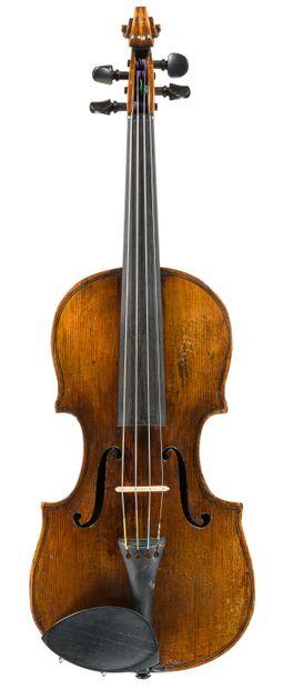 Joli violon italien 18 ème de l'école de...