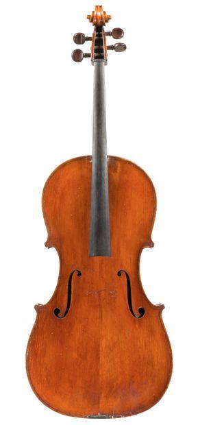 Très exceptionnel violoncelle fait par Vincenzo...