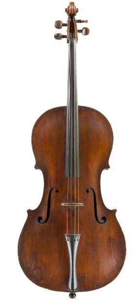 Très joli violoncelle français 18ème fait...